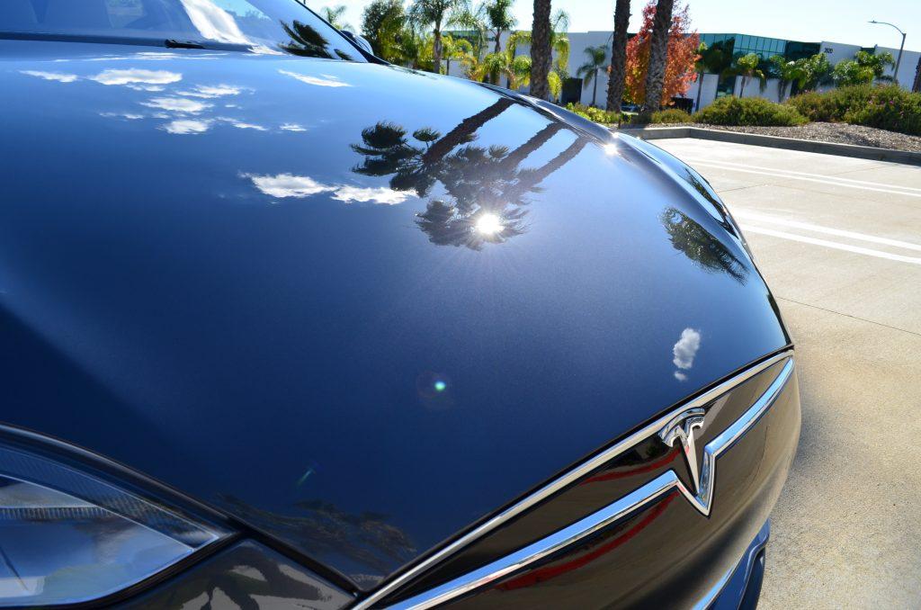 tesla model s paint protection coating