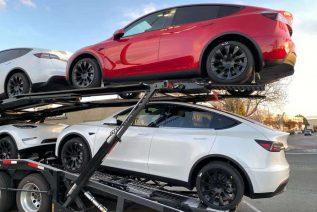 Tesla model y san diego